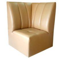 Светло-коричневый угловой диван Sonata-Pro Corner в Петропавловске