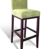 Светло-зелёныйбарный стул Sonata-Pro Aiden в Петропавловске