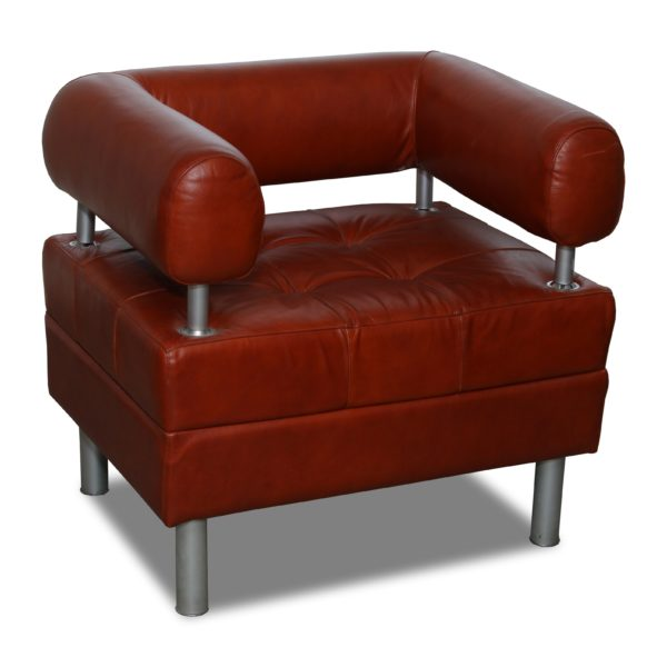 Тёмно-коричневое кресло Sonata-Pro Randy в Петропавловске