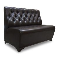Тёмно-коричневый диван Sonata-Pro Carol в Петропавловске