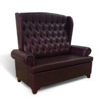 Тёмно-коричневый диван Sonata-Pro Daniela в Петропавловске