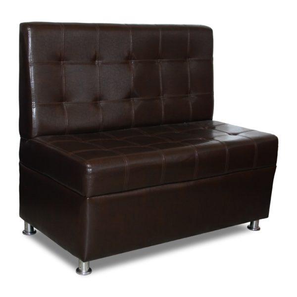 Тёмно-коричневый диван Sonata-Pro Rocky в Петропавловске