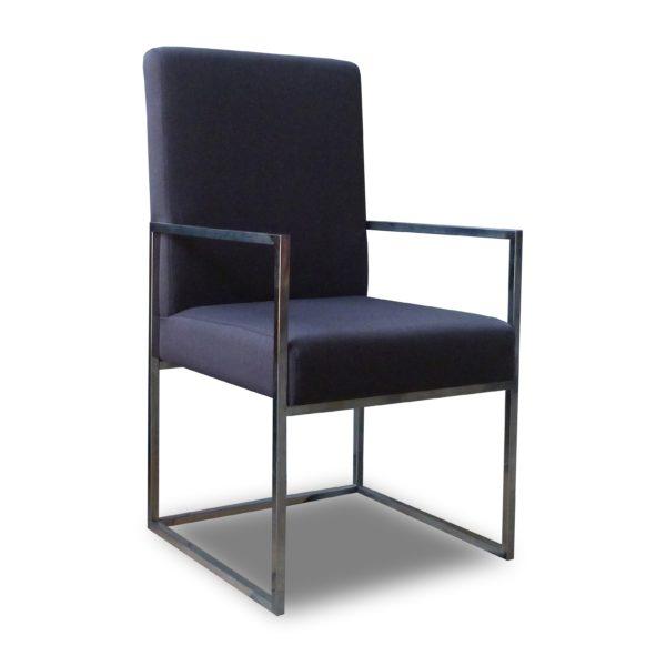 Тёмно-серое кресло Sonata-Pro Sayma в Петропавловске