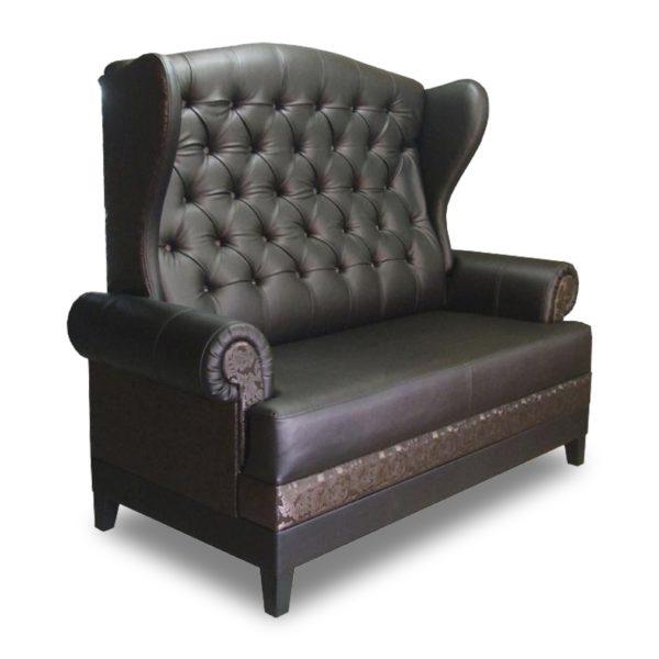 Тёмно-серый диван Sonata-Pro Cleo в Петропавловске
