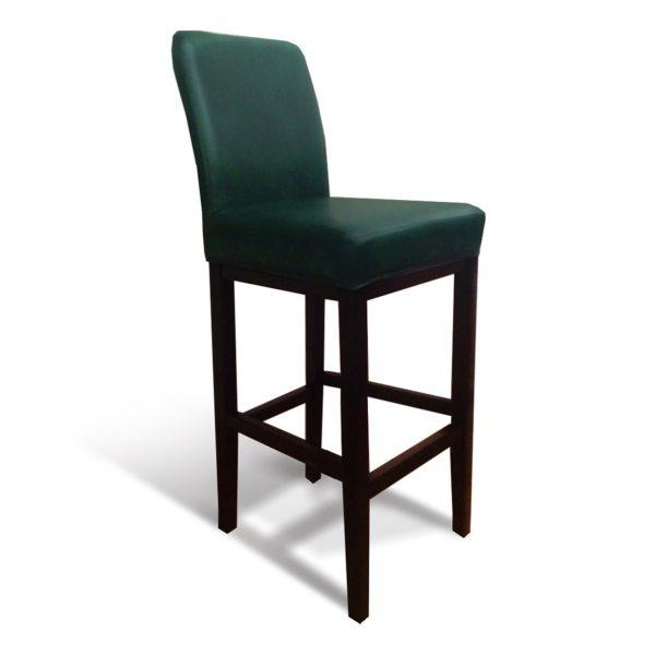 Тёмно-зелёныйбарный стул Sonata-Pro Emile в Петропавловске