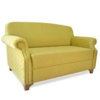 Желтый диван Sonata-Pro Rochelle в Петропавловске