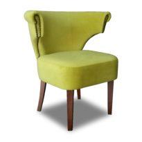 Зелёное кресло Sonata-Pro Loft в Петропавловске