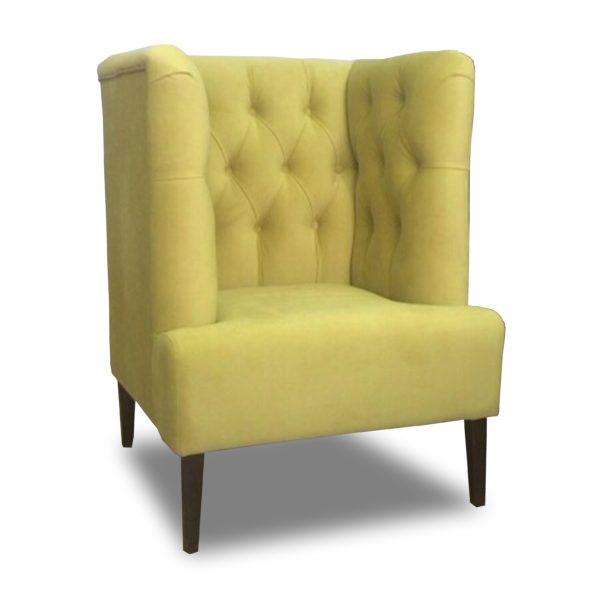Зелёное кресло Sonata-Pro Spark в Петропавловске