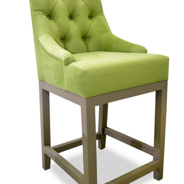 Зелёныйбарный стул Sonata-Pro Geneva в Петропавловске