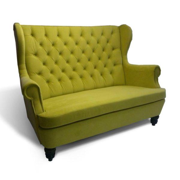 Зелёный диван Sonata-Pro Dolce в Петропавловске